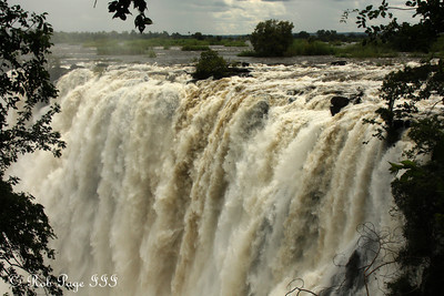 Victoria Falls - Livingstone, Zambia ... March 17, 2010 ... Photo by Rob Page III