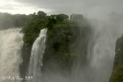 Victoria Falls - Victoria Falls, Zimbabwe ... March 18, 2010 ... Photo by Rob Page III