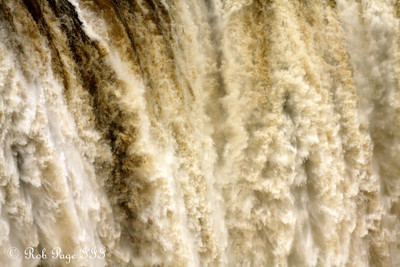 The fury of Victoria Falls - Victoria Falls, Zimbabwe ... March 18, 2010 ... Photo by Rob Page III