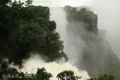 Victoria Falls - Victoria Falls, Zimbabwe ... March 18, 2010 ... Photo by Rob Page III