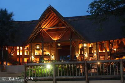The David Livingstone Lodge - Livingstone, Zambia ... March 16, 2010 ... Photo by Rob Page III