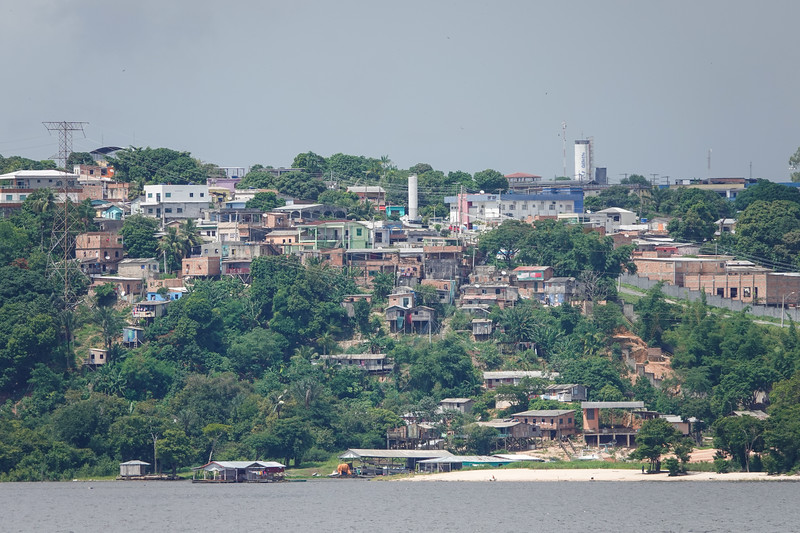 Life in Manaus, Brazil.