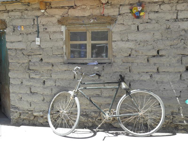 La Vieja Bicicleta