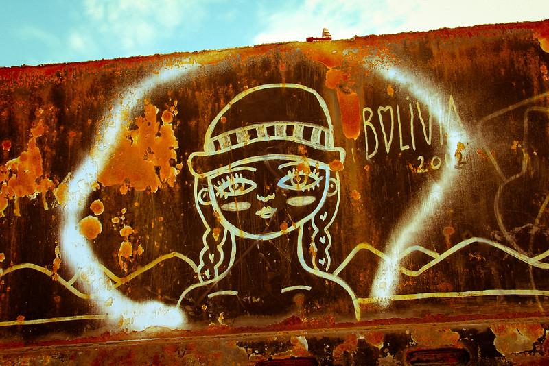 La Chica de Bolivia