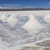 Las Pirámides de Sal