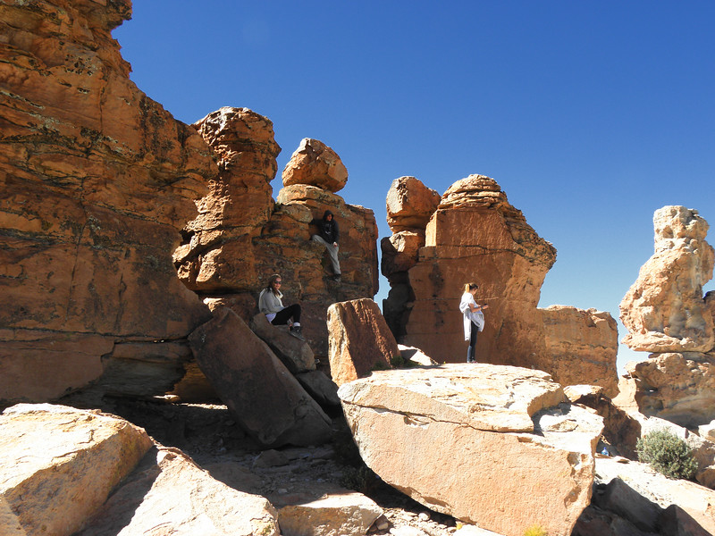 Canyonlands in Bolivia (1 of 5)