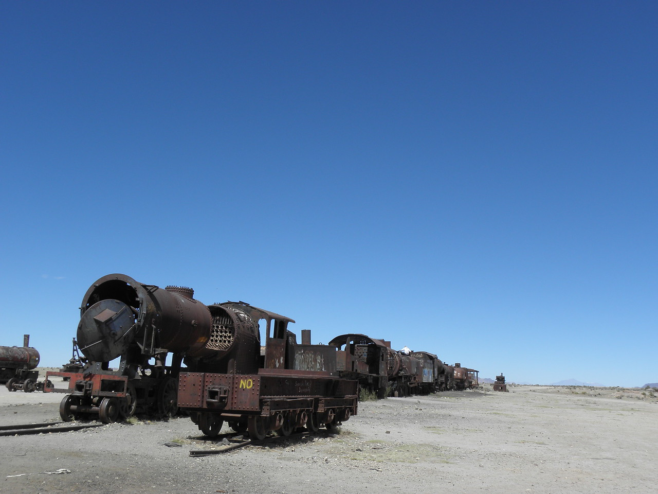El Tren de Chile (1 of 12)