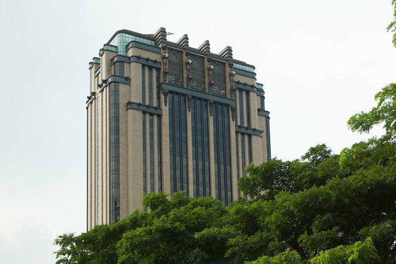 The Gotham City Building