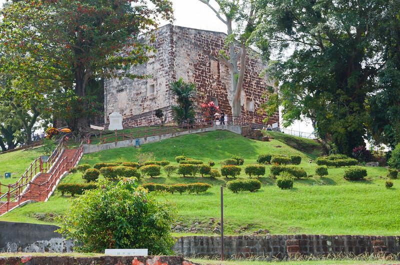 Porta De Santiago - Portugese Fortress