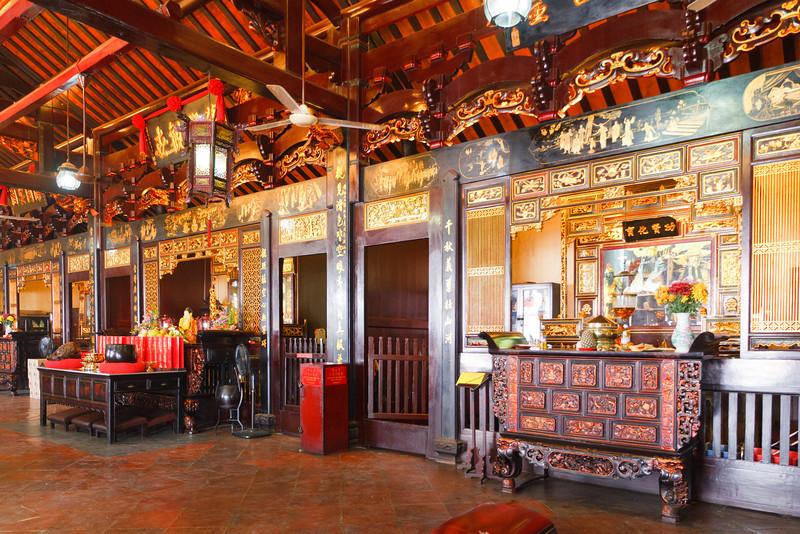 Cheng Hoon Teng Chinese Temple - Malaysa