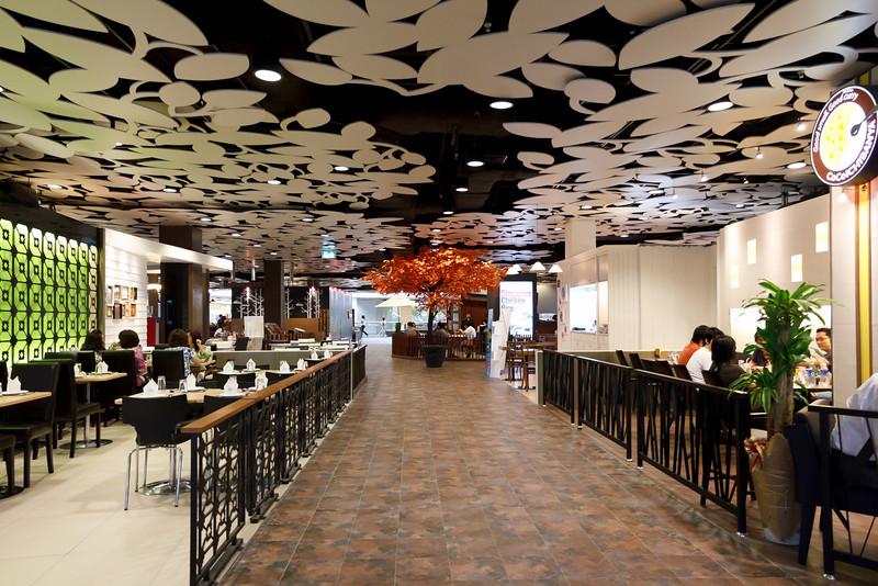 Paradise Mall in Bangkok
