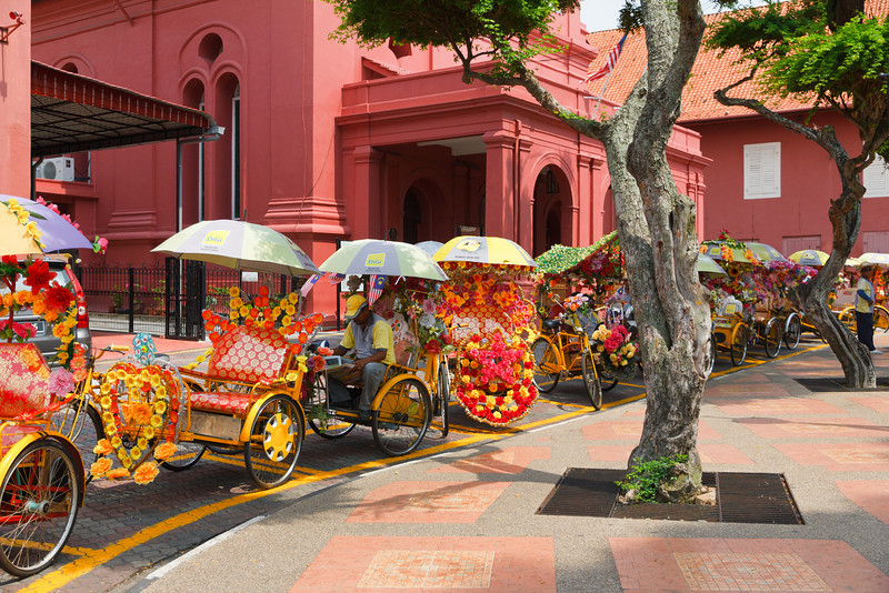 Streets of Malacca