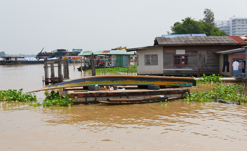 Life on the Chao Phyara River