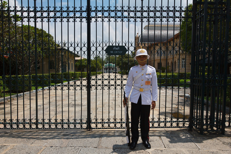 You want to see who? The Grand Palace - Bangkok