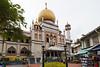 Masjid Malabar Mosque in Singapore