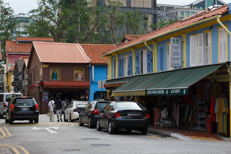 Kampong Glam Historic District
