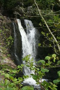 Waterfall at Loch Lomond