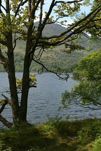 The shores of Loch Lomond