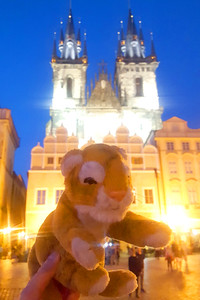 Tora and the Church of Our Lady before Týn - Prague, Czech Republic ... May 27, 2017 ... Photo by Rob Page III