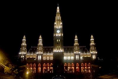 City Hall - Vienna, Austria ... June 2, 2017 ... Photo by Rob Page III
