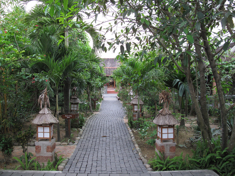 Pilgramage Village Hotel in Hue