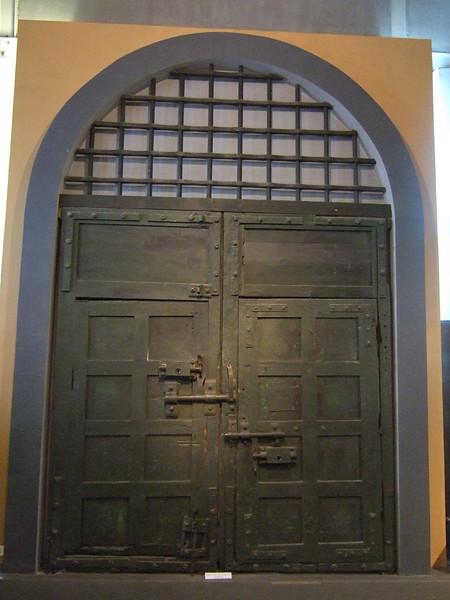 Doors to Hoa Lo Prison