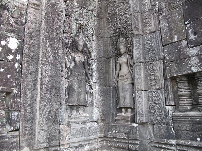 Details at Angkor Thom