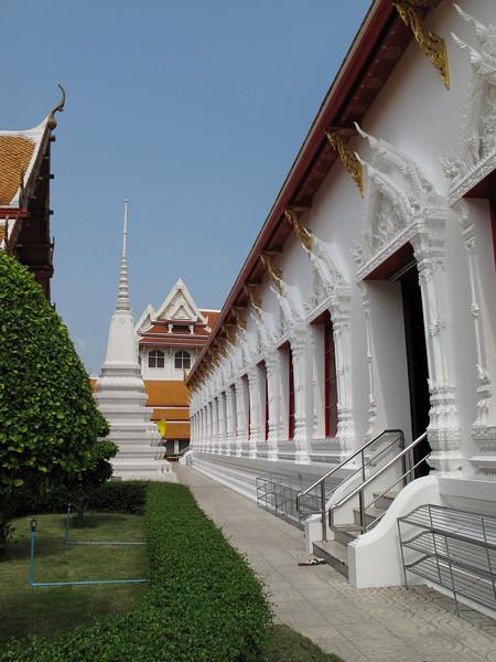 Grounds at Wat Mahathat