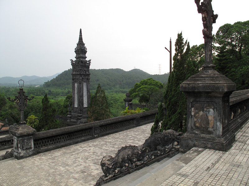 Thien Dinh Palace Area - Hue