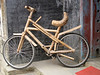 Bamboo Bicycle in Hoi An Old Town - Vietnam