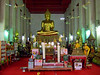 Budda Image at Wat Mahathat - Bangkok