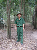 Cu Chi Tunnels Soldier