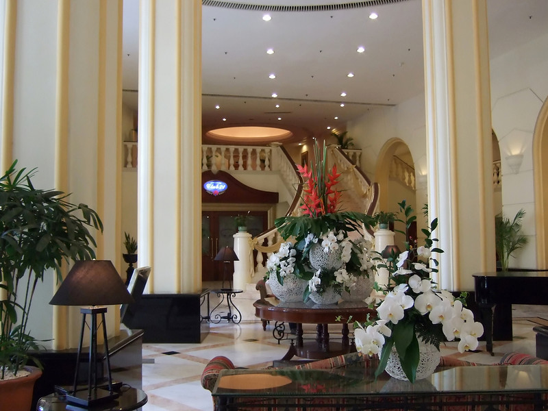 The Movenpick Saigon Hotel