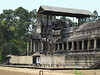 Closer View of the Perimeter of Angkor Wat