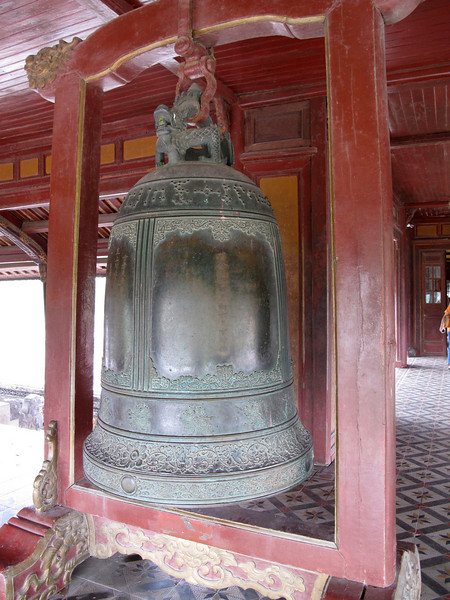 Bell in the Imperial Palace