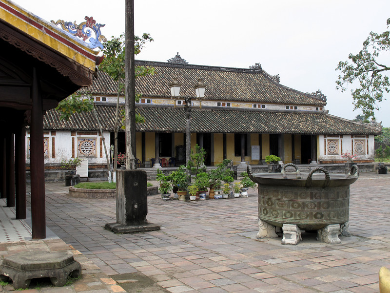 Thai Hoa Palace Grounds