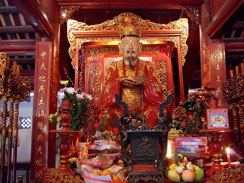 Offerings to Budda