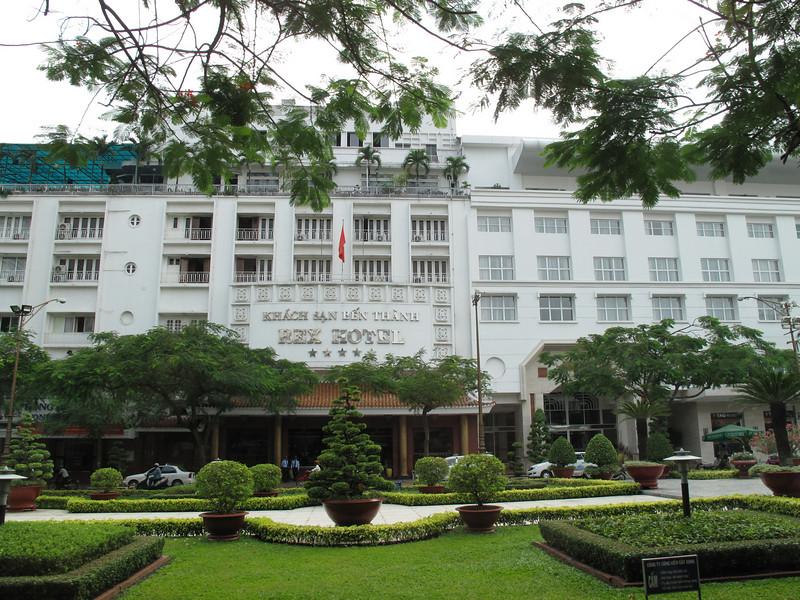 Rex Hotel in Saigon
