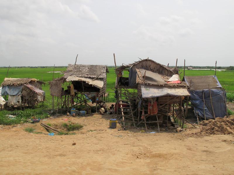 Near Tonle Sap Lake