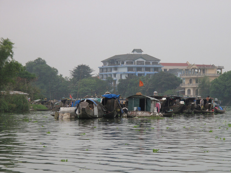 Life on the Perfume River in Hue