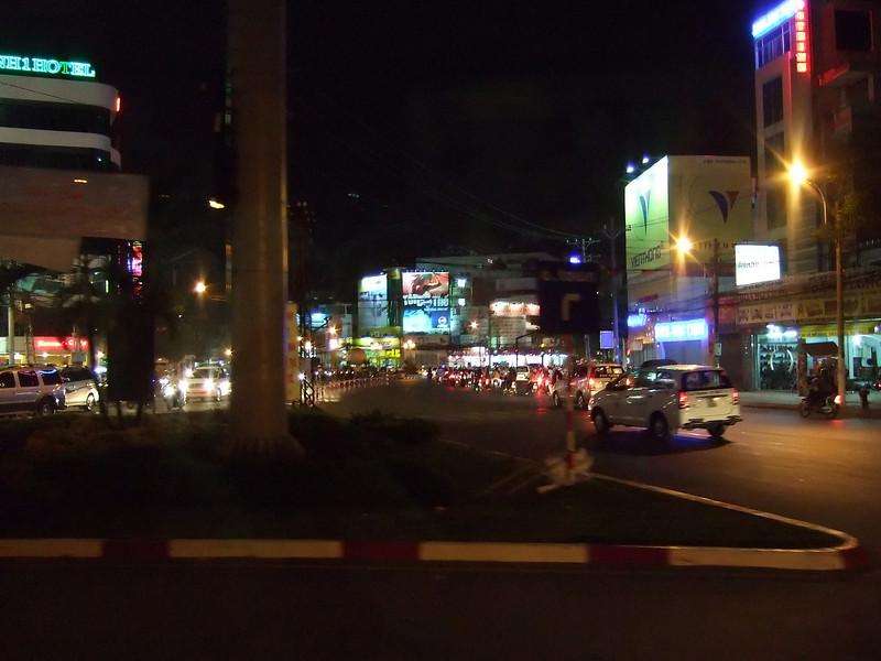 Saigon Streets at Night