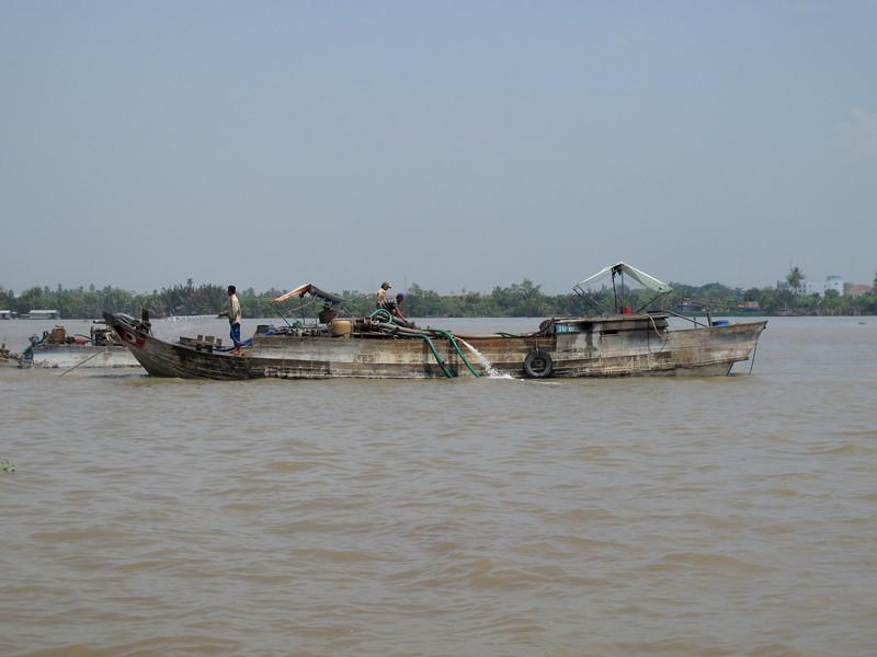 Mekong Delta River area - Saigon