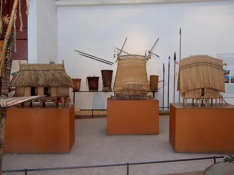 Housing Styles in the Ethnicities Museum