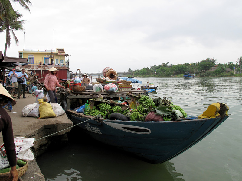Life on the Water in Hoi An - Vietnam