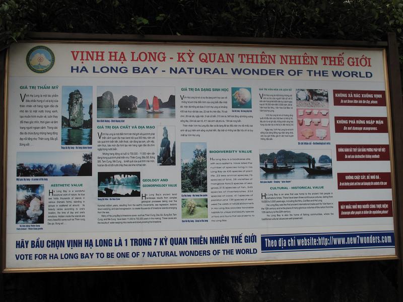 The Caves at Ha Long Bay