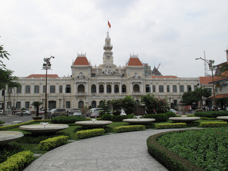 former US Embassy in Saigon