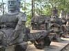 Entrance Gate to Angkor Thom