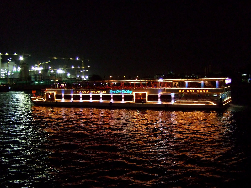 Dinner Cruise on the Chaophraya