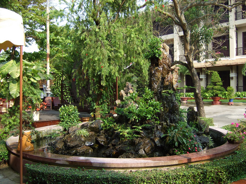 Grounds of the Hoi An Hotel