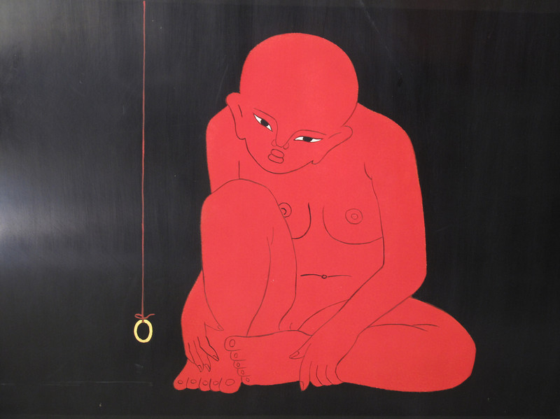 Art for sale at the Cham Museum